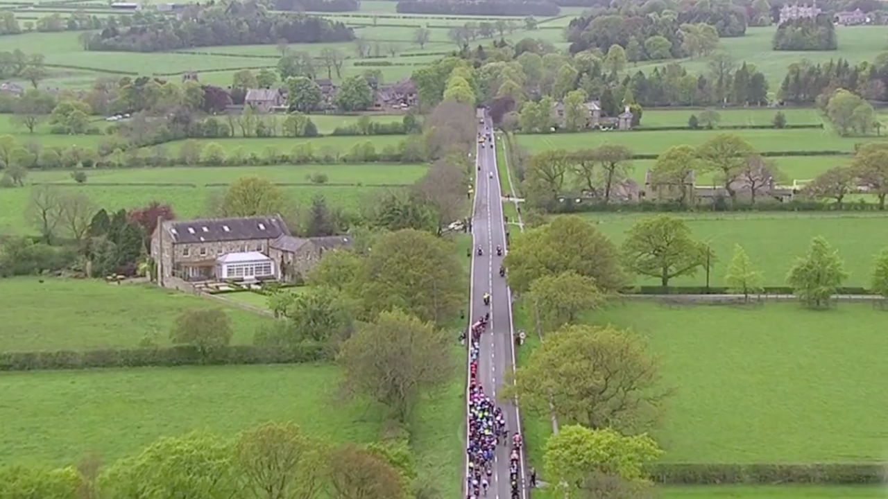 Tour de Yorkshire 2019 - Stage 2 [FULL STAGE]
